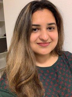 Hira Taqdees Syeda